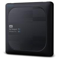 WD MY PASSPORT WIRELESS PRO 2TB - Harddisk Eksternal - WDBP2P0020BBK