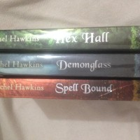 novel hex hall #3 trilogy sub indonesia