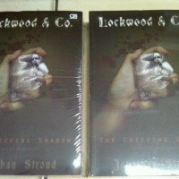 Lockwood & Co #4 The Creeping Shadow - Jonathan Stroud