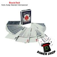 Bicycle Deck Reguler | Kartu Sulap | Alat Sulap | Card | Dimen Shop