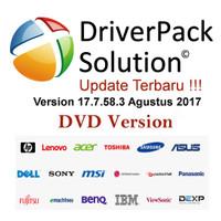 Driver Pack Solution DriverPack Solution Dengan Update Terbaru (DVD)