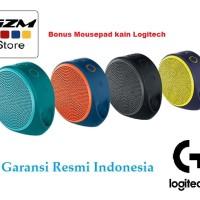 harga Logitech X100 Mobile Wireless Speaker Bluetooth - Garansi Resmi Tokopedia.com
