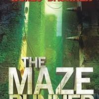Buku Novel Import The Maze Runner 1 by James Dashner. Bahasa Inggris