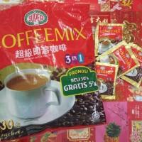SUPER Coffeemix 3in1 Malaysia (Free 5)