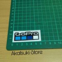 Sticker / stiker Visor Helm Rossi Gopro