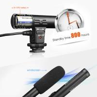 Sidande Mic-01 3.5mm Recording Microphone Digital SLR Camera Stereo