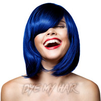 Manic Panic After Midnight Blue CLASSIC in Jar 20ml Murah Original