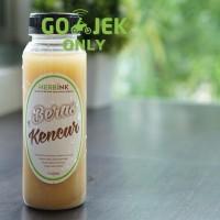 Jamu Beras Kencur Herbink 500 ML (100 % tanpa bahan pengawet )