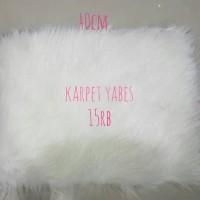 Harga Karpet Bulu Putih Katalog.or.id