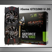 Vga Card nVidia Geforce GTX1060-3g Tray Colourful IGAME