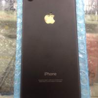 casing housing iphone 7 warna black matte/rose gold/grey