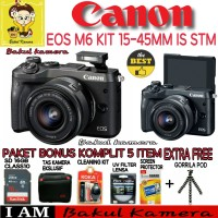 CANON EOS M6 KIT 15-45MM IS STM / CANON EOS M6