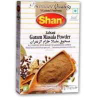Shan Gram Masala - Zafrani Garam Masala - Bumbu Dasar India - V-Locked