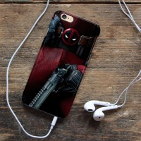 Deadpool Body iphone case iphone 6 7 case 5s oppo f1s redmi s6 vivo