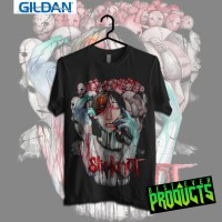 harga Slipknot - Thousand Mask Kaos Band Original Gildan Tokopedia.com