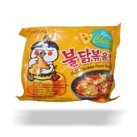 Jual Mie Instan Korea- Samyang Cheese Ramen Spicy - Keju Goreng Pedas Mie Murah
