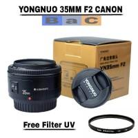 Lensa Yongnuo 35mm f2 Canon (yn 35mm f2 canon)
