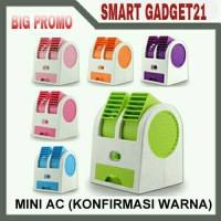 harga Ac Mini Portable 2 Pintu / Fan / Double / Pendingin Ruangan Laris... Tokopedia.com