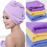 Jual Handuk Rambut Haircap / Handuk Kepala Murah