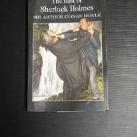Novel Bekas  The Best Of Sherlock Holmes