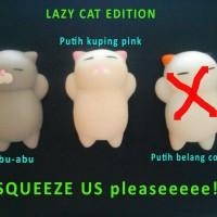harga Cat Squishy Case Kucing Gembul Lucu (squishy Only) Tokopedia.com