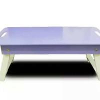 Jual Meja Lipat 6030 Purple Murah