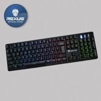 Rexus Keyboard Gaming Fortress K9rgb