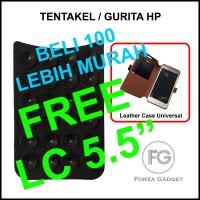 Jual HOLDER TENTAKEL / GURITA HP ( FREE LC Big Smart View 5.5