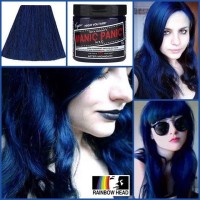Manic Panic After Midnight Blue CLASSIC in Jar 20ml Murah Sale