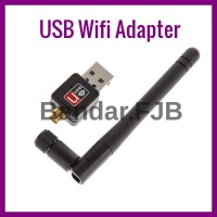 MT7601 Mini PC USB Wifi Wireless Adapter 150M with Antenna