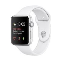 Apple Watch Series 1 Aluminium Sport Smartwatch - White [MNNG2/ 38mm]