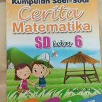 kumpulan soal cerita atematika SD 6 - Jho Dajamaludin -S