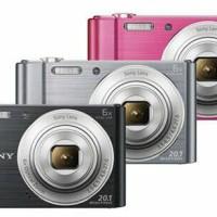 Sony W810 Promo bergaransi Resmi 1Tahun