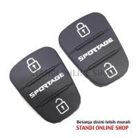 Karet Tombol Kunci Remote Rubber Key Pad Mobil KIA Sportage Murah