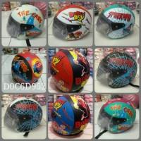 harga Helm Anak Fullface Tokopedia.com