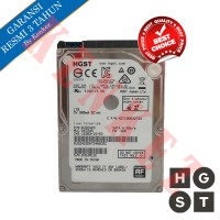 "Hitachi HGST Harddisk Internal 1TB SATA 2.5"" 7200RPM"