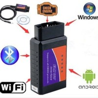 ELM327 USB Interface OBDII OBD2 Diagnostic Auto Car Scanner Bluetooth