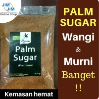 RICOMAN Palm Sugar (Gula aren / gula palem) 400 g