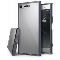 RINGKE Case Fusion Series Sony Xperia XZ Premium - Smoke Black