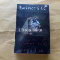 Lockwood & Co#4: The Creeping Shadow ( Bayangan Mengendap ) by Jonatha