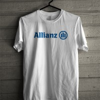 Baju Kaos T-Shirt Allianz