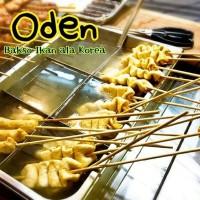 Oden / odeng / eomuk / korean fishcake import 1 Lembar