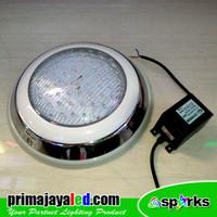 Lampu Kolam 18 watt Sigle Color