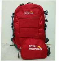 harga Tas Ransel Royal Mountain 06498-25 L Tokopedia.com