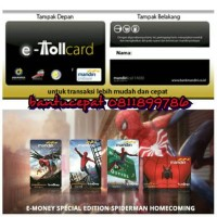 E Money aka E Toll Card Mandiri
