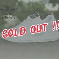Sepatu Sport Adidas NMD Runner Full White Putih casual sneakers cewek