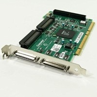 SCSI ADAPTEC 39160 PCI CARD