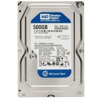 "Hardisk WD PC 500gb Sata 3.5"" Blue"