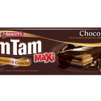 Tim Tam Maxi Coklat / Vanilla / Red Velvet (12 x 16gr)