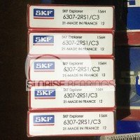 Deep Groove Ball Bearing SKF 6307 2RS/C3